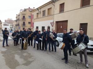 Llevando la música por las calles
