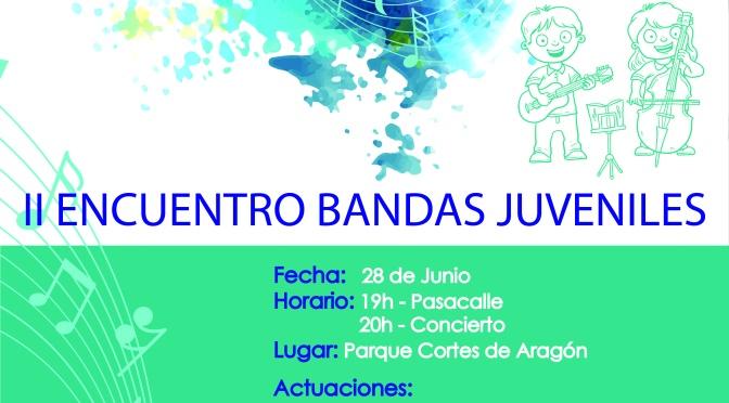 II ENCUENTRO DE BANDAS JUVENILES